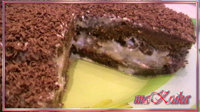 пряничный-торт