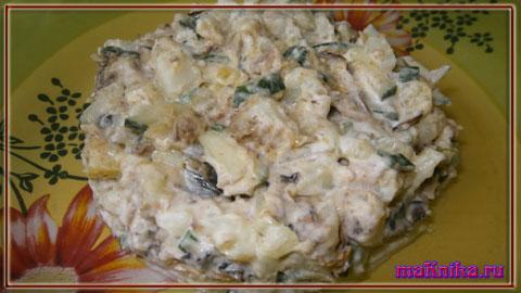 салат-шпроты1