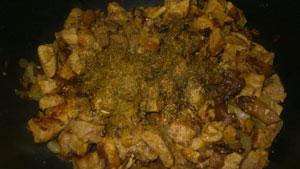 myaso v syirnom souse6 Мясо в сырном соусе (в мультиварке)