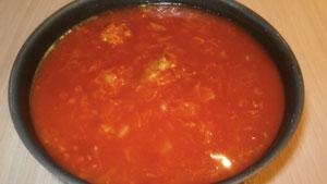 котлеты тушёные в томатном соусе