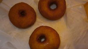 приготовление пончиков
