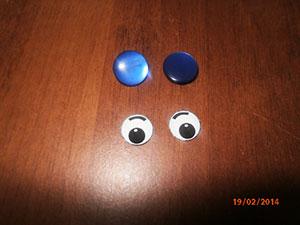 глазки для мягкой игрушки
