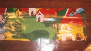 кармашки в детский сад