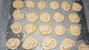 рецепт рассыпчатого песочного печенья
