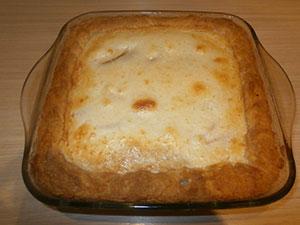 быстрый пирог с грушами рецепт