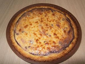 пирог из творога в духовке