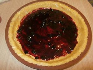 вкусный пирог с творогом